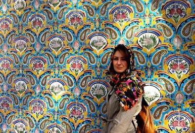 Fieldwork in Tehran (2012)