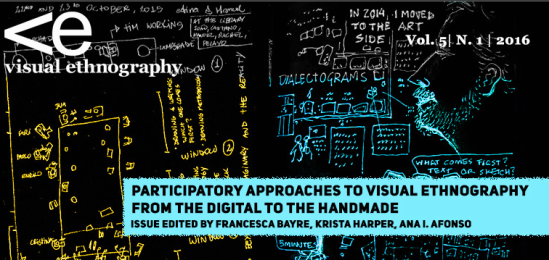 Article on Visual and Digital Participatory practices